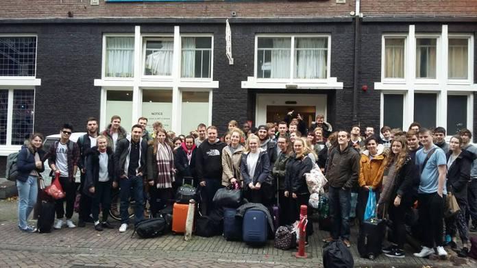 GeogSoc in Amsterdam