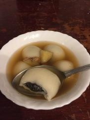 Dessert(湯圓)